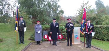 Royal Artillery Association Service of Remembrance