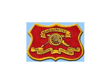General Secretary visits 1st Tynemouth Volunteer Artillery