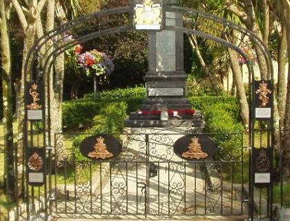 Tenby Memorial Garden