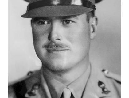 LT. COL. SAMUEL IRONMONGER DERRY RA 1914 - 1996