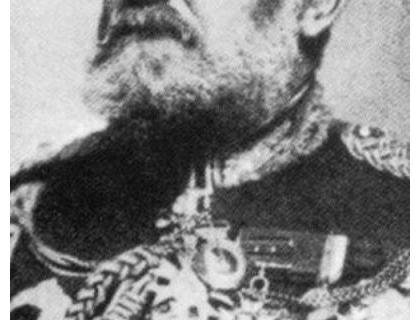Major General Sir Christopher Charles Teesdalc VC KCMG CB