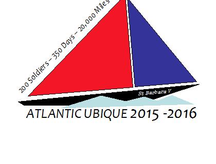 Royal Artillery circumnavigates the Atlantic Ocean to celebrate 300th anniversary