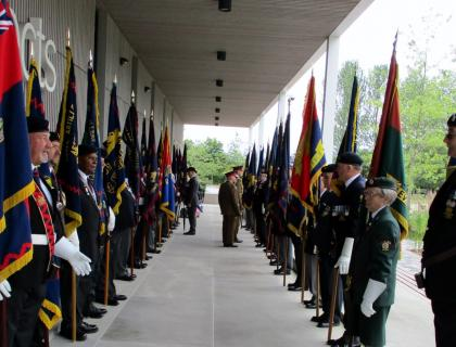 RA Service of Remembrance - NMA