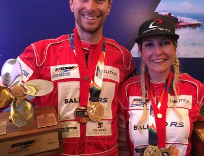 Coleman Racing Dominate P1 World Championship in Mumbai!!