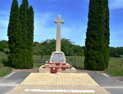 REFLECTIONS ON A VISIT TO COMMEMORATE 5TH BATTERY RFA AT BOIS DES BUTTES