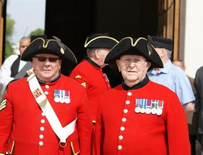 Gunner Sunday – Another Great Regimental Family Gathering