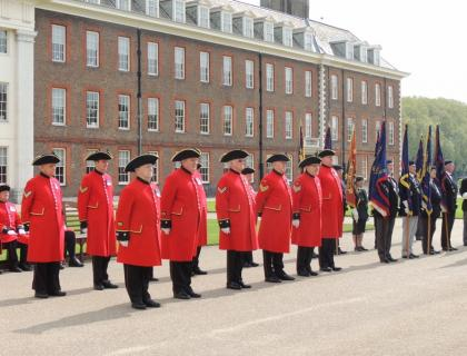 Gunner Sunday - A Truly Regimental Family Gathering