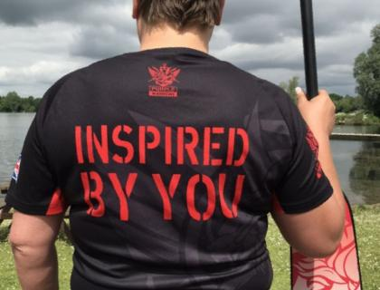 A Truly Inspirational Day with Purple Warriors