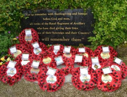 Cancellation of the RA Service of Remembrance - NMA