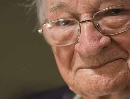 Happy 100th Birthday Raymond