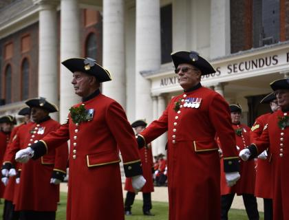 Message from the Governor at the Royal Hospital Chelsea