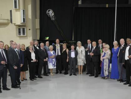 The Regimental Family gathers for the Annual RA Assembly
