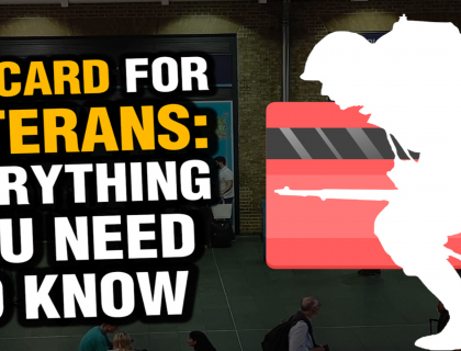 Government fulfils promise to veterans with new railcard
