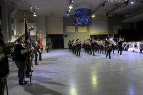 The Band of 103 Regt RA