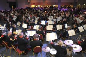 Gala Dinner to music