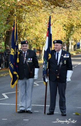 Dorchester Remembrance 2016