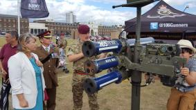 Woolwich Armed Forces Day