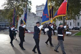 RA Service of Remembrance 2016