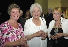 Ladies enjoying the Gala Dinner
