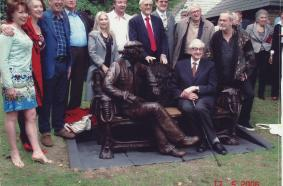 Spike Milligan Memorial