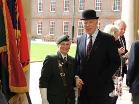 Gen Milne & Mrs Maloney