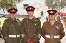 RASM, RABSM & Sgt Rutt