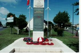 50 Div Memorial at Ver Sur Mer