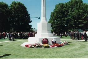 Bayeaux Military Cemetary