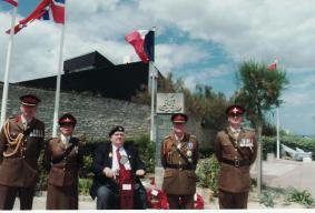The Royal Artillery at Le Breche