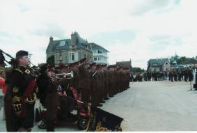 The Last POst at Le Beche