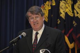 Col Vere Nicoll Addresses the AGM