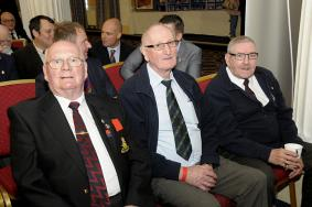 Branch Members attending the AGM