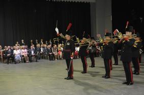 103 Regt RA Band