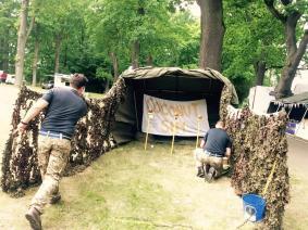 Regimental Fete