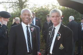 RAA North Germany - Mr D Tyer & Mr M Bridgeman