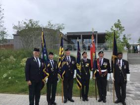 Standard Bearers - We salute you
