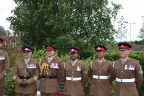 The Regimental Family