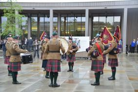 103 Pipes and Drums