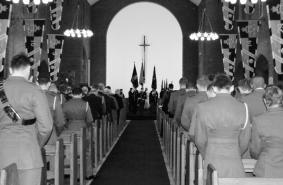 St Barbara's Day Service