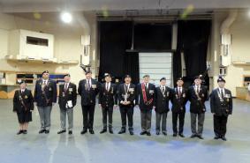 Standard Bearer Competition entrants