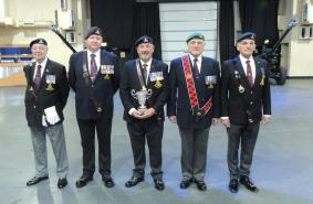 Standard Bearer Competition winners