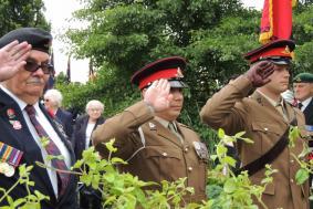 We salute you