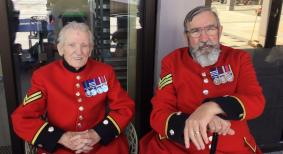 Our Chelsea Pensioners
