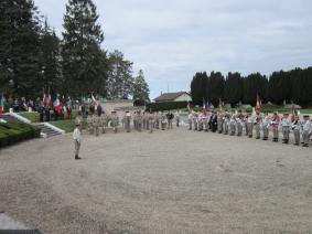 Regimental Family Gather