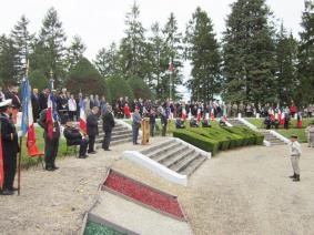 A service of commemoration