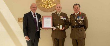 Mansergh Memorial Award
