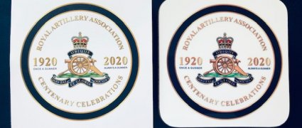 RAA 100th Anniversary Commemorative Coaster Gift Set