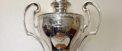 Cornwall Cup Winners - 12 Regt RA