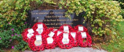Royal Regiment of Artillery Service of Remembrance