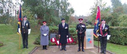 Royal Artillery Association Service of Remembrance